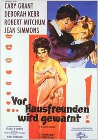 The Grass Is Greener - 11 x 17 Movie Poster - German Style A