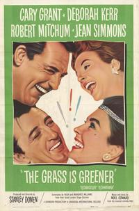 The Grass Is Greener - 27 x 40 Movie Poster - Style A