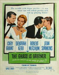 The Grass Is Greener - 27 x 40 Movie Poster - Style B