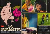 The Grasshopper - 27 x 40 Movie Poster - Italian Style A