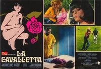 The Grasshopper - 11 x 17 Movie Poster - Italian Style A