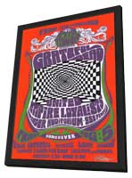 The Grateful Dead - 11 x 17 Music Poster - Style A - in Deluxe Wood Frame