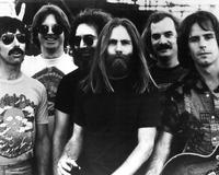 The Grateful Dead - 8 x 10 B&W Photo #1