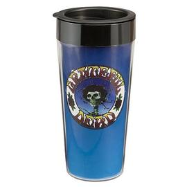 The Grateful Dead - Plastic Travel Mug
