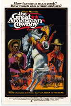 The Great American Cowboy - 11 x 17 Movie Poster - Style B