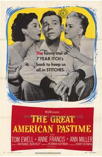 The Great American Pastime - 11 x 17 Movie Poster - Style A