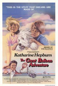 The Great Balloon Adventure - 11 x 17 Movie Poster - Style A