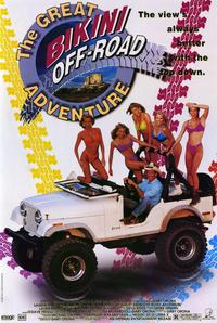 Great Bikini Off-Road Adventure - 11 x 17 Movie Poster - Style A