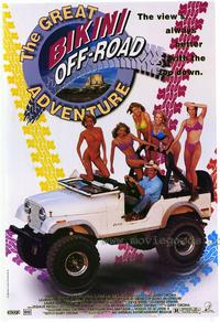 Great Bikini Off-Road Adventure - 27 x 40 Movie Poster - Style A