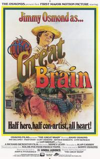 The Great Brain - 11 x 17 Movie Poster - Style A