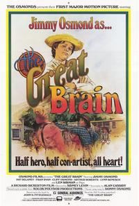 The Great Brain - 27 x 40 Movie Poster - Style A