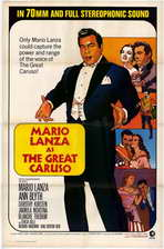 The Great Caruso - 11 x 17 Movie Poster - Style A