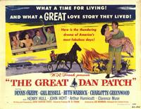Great Dan Patch - 11 x 14 Movie Poster - Style A
