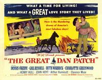 Great Dan Patch - 22 x 28 Movie Poster - Half Sheet Style A