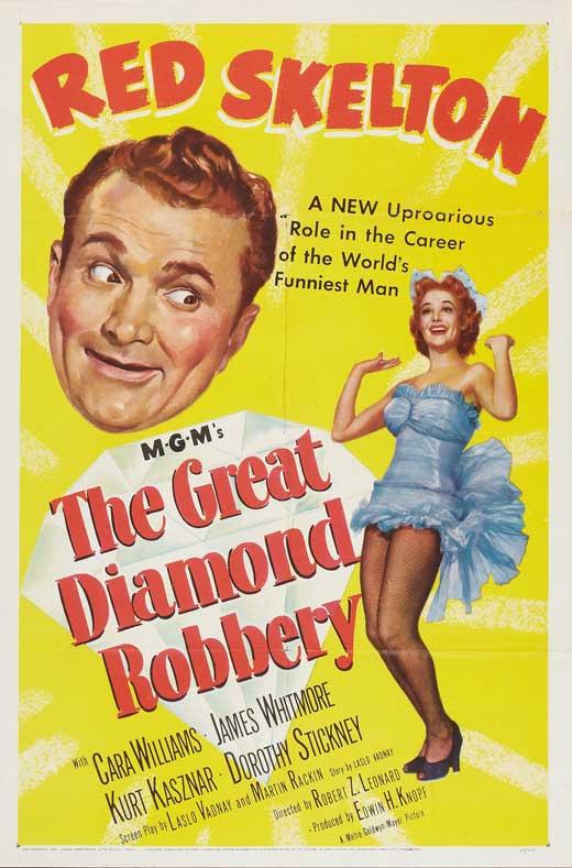 The Great Diamond Robbery movie