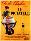 The Great Dictator - 11 x 17 Movie Poster - French Style A