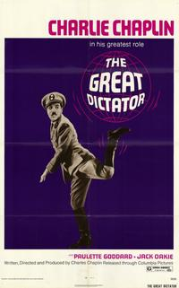 The Great Dictator - 11 x 17 Movie Poster - Style C