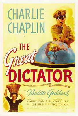 The Great Dictator - 27 x 40 Movie Poster - Style A