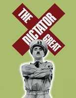 The Great Dictator - 11 x 17 Movie Poster - Style B