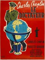 The Great Dictator - 11 x 17 Movie Poster - French Style B