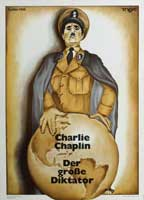 The Great Dictator - 11 x 17 Movie Poster - German Style B