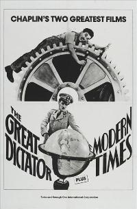 The Great Dictator - 27 x 40 Movie Poster - Style C