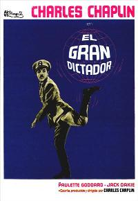 The Great Dictator - 27 x 40 Movie Poster - Spanish Style A