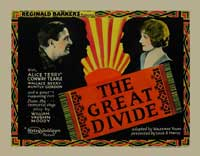 The Great Divide - 11 x 14 Movie Poster - Style A