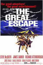 The Great Escape - 11 x 17 Movie Poster - Style A