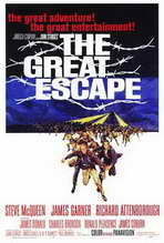 &quot;The Great Escape&quot; Movie Poster