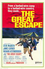 The Great Escape - 27 x 40 Movie Poster - Style B