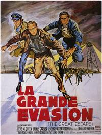 The Great Escape - 11 x 17 Poster - Foreign - Style A