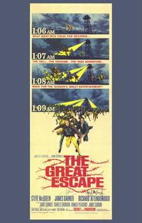The Great Escape - 11 x 17 Movie Poster - Style C