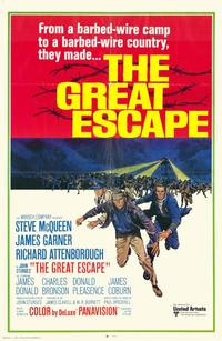 The Great Escape - 11 x 17 Movie Poster - Style D