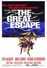 The Great Escape - 43 x 62 Movie Poster - Bus Shelter Style A