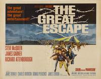 The Great Escape - 11 x 14 Movie Poster - Style I