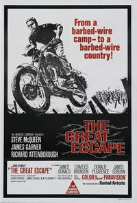 The Great Escape - 11 x 17 Movie Poster - Australian Style A