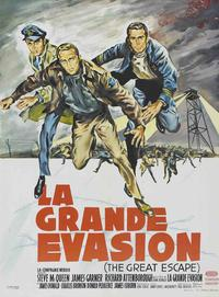 The Great Escape - 11 x 17 Movie Poster - French Style A