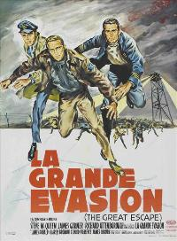 The Great Escape - 27 x 40 Movie Poster - French Style A