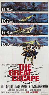 The Great Escape - 43 x 62 Movie Poster - Bus Shelter Style B