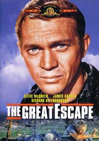 The Great Escape - 27 x 40 Movie Poster - Style D