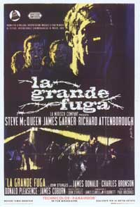 The Great Escape - 27 x 40 Movie Poster - Spanish Style B
