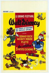 Great Festival - 11 x 17 Movie Poster - Belgian Style A