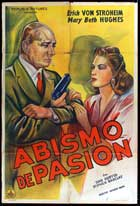 Great Flamarion - 11 x 17 Movie Poster - Argentine Style A