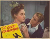 Great Flamarion - 11 x 14 Movie Poster - Style D