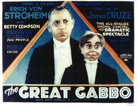 The Great Gabbo - 11 x 14 Movie Poster - Style A