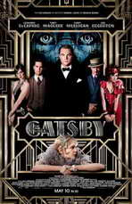 The Great Gatsby 3D - 11 x 17 Movie Poster - Style A