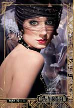 The Great Gatsby 3D - 11 x 17 Movie Poster - Style E