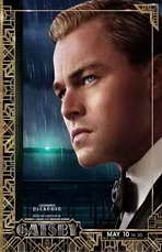 The Great Gatsby 3D - 11 x 17 Movie Poster - Style H