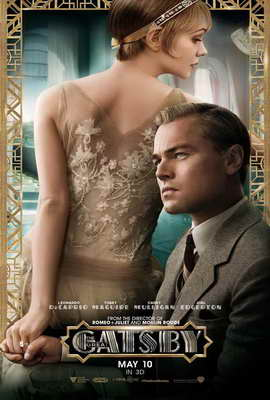 The Great Gatsby 3D - 27 x 40 Movie Poster - Style B